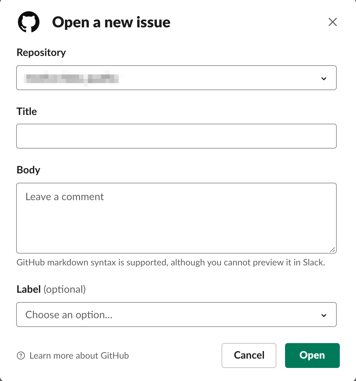 Creating an IT Ticketing System with GitHub and Slack